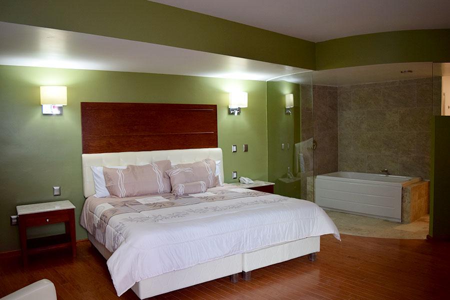 Suite ejecutiva - Hotel Malinalli - Huamantla
