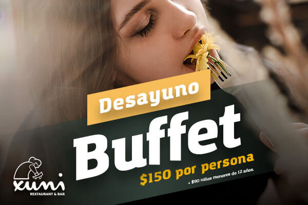 Buffet - Hotel Malinalli Huamantla